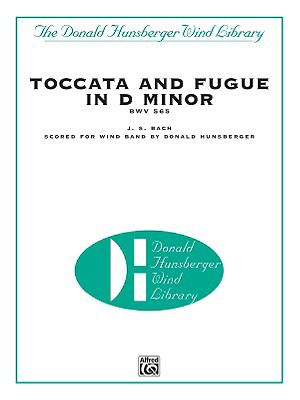 Toccata and Fugue in d Minor, Bwv 565 Score and Parts