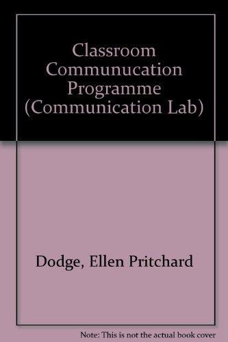 Communication Lab 1: A Classroom Communication Program