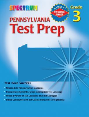 Spectrum Pennsylvania Test Prep
