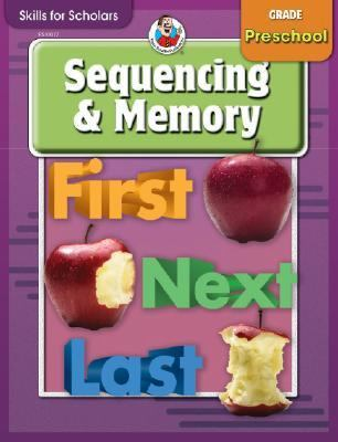 Sequencing & Memory, Preschool
