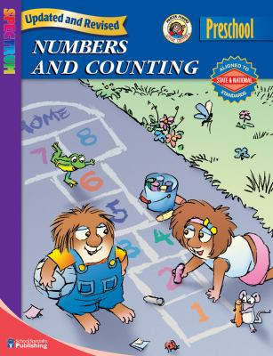 Spectrum Numbers and Counting Preschool