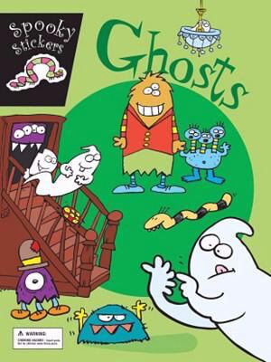 Spooky Stickers: Ghosts