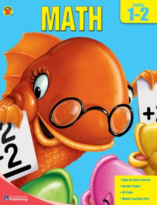 Brighter Child Book of Math, Grades 1-2