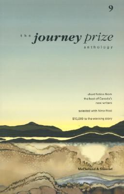 Journey Prize Anthology Short Fiction from the Best of Canada's New Writers