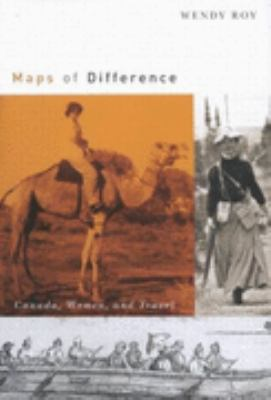 Maps Of Difference Canada, Women, And Travel