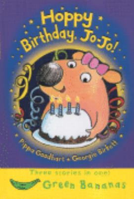 Hoppy Birthday, Jo-Jo!