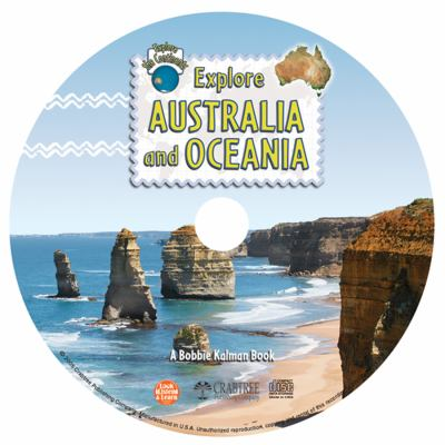 Explore Australia and Oceania (Exploring the Continents)