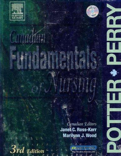 Canadian Fundamentals of Nursing - Text & Perry Clinical Skills 6e Package