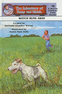 Watch Runs Away (Adventures of Benny and Watch (Prebound))