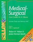 Nurse Notes Medical Surgical: Core Content At-A-Glance with Disk