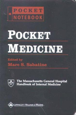 Pocket Medicine (Pocket Notebook)