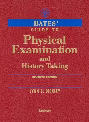 BATES' GUIDE TO PHYSICAL EXAM ETC