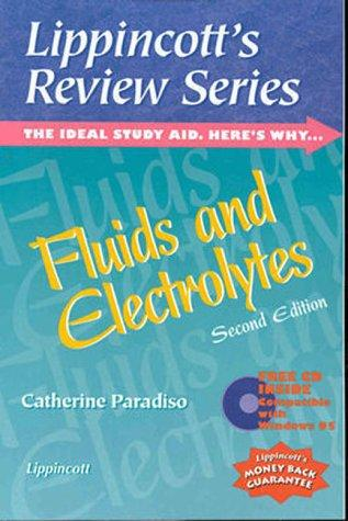 Lippincott's Review Series: Fluids and Electrolytes (Book with CD-ROM for Windows 95)