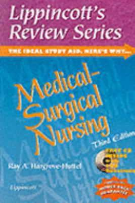Medical-Surgical Nursing (Lippincott's Review Series)