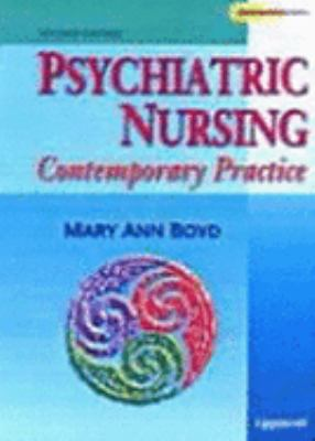 Psychiatric Nursing:contemp.prac.-text