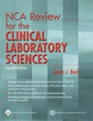 Nca Review for the Clinical Laboratory Sciences