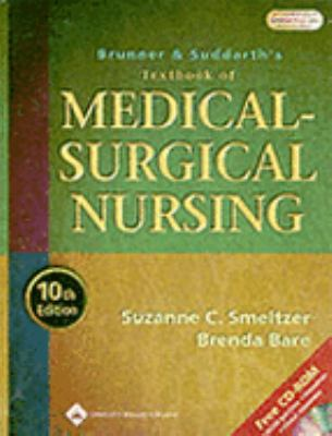 Brunner and suddarths textbook of medical surgical nursing 10th brunner and suddarths textbook of medical surgical nursing fandeluxe Image collections