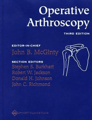 Operative Arthroscopy (Book with DVD)