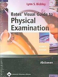 Bates' Visual Guide to Physical Examination: Abdomen: Volume 7 (Bates' Visual Guide to Physical Examination(dvd)) (v. 7)