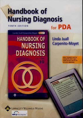 Handbook Of Nursing Diagnosis For Pda