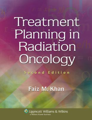 Treament Planning in Radiation Oncology