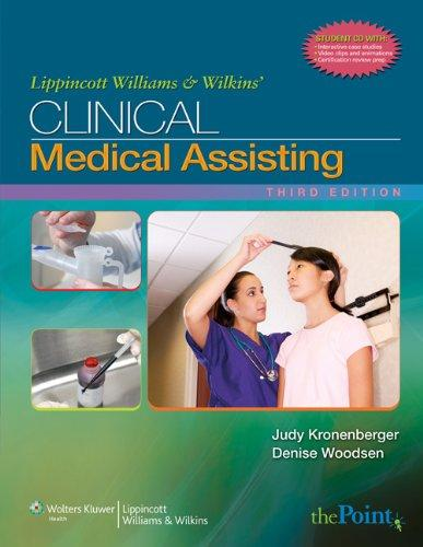 Lippincott Williams & Wilkins' Clinical Medical Assisting (Point (Lippincott Williams & Wilkins))