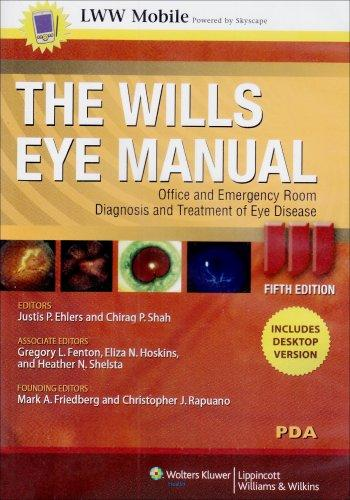 The Wills Eye Manual, Fifth Edition, for PDA: Powered by Skyscape, Inc.