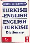 Turkish-English English-Turkish Concise Dictionary (Hippocrene Concise Dictionary)