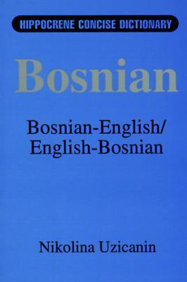 Bosnian-English English-Bosnian Dictionary