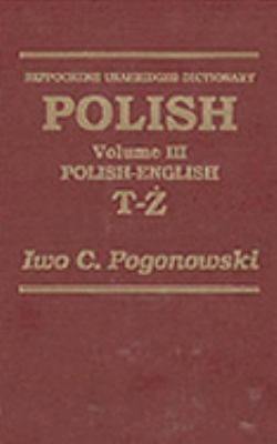 Unabridged Polish-English Dictionary