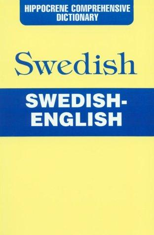 Hippocrene Comprehensive Dictionary: Swedish-English (Hippocrene Comprehensive Dictionaries)