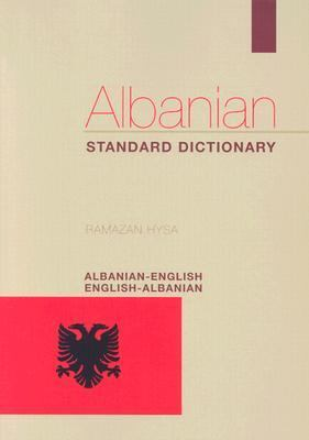 Albanian-English/English-Albanian Standard Dictionary