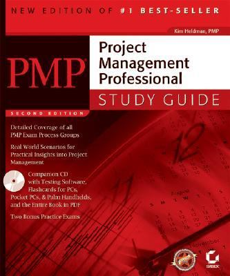 Pmp Project Management Professional, Study Guide