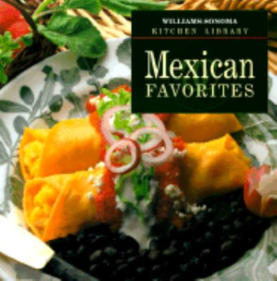 Mexican Favorites - Williams-Sonoma - Hardcover