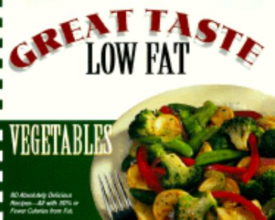 Great Tast--Low Fat Vegetables - Time Life Books - Other Format