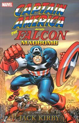 Captain America & the Falcon Madbomb