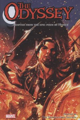 The Odyssey (Marvel Illustrated edition)