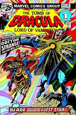 Dr. Strange Vs. Dracula The Montesi Formula