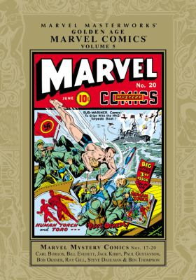 Marvel Masterworks : Golden Age Marvel Comics - Volume 5