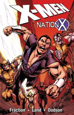 X-Men : Nation X