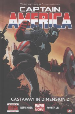 Captain America - Volume 1 : Cast Away in Dimension Z Book 1 (Marvel Now)