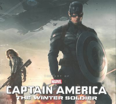 Marvel's Captain America: the Winter Soldier : The Art of the Movie Slipcase