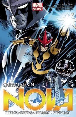 Nova Volume 4 : Original Sin (Marvel Now)