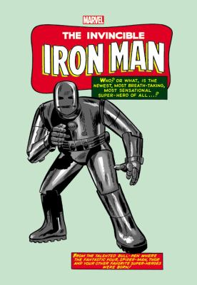 Marvel Masterworks : The Invincible Iron Man Volume 1 (New Printing)
