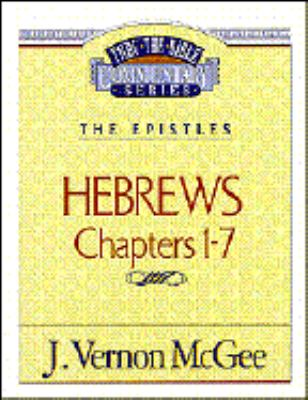 Thru the Bible Commentary Hebbrews 1 51