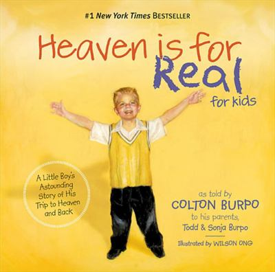 Heaven Is for Real for Kids Itpe