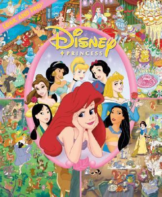 Disney Princesses Look and Find