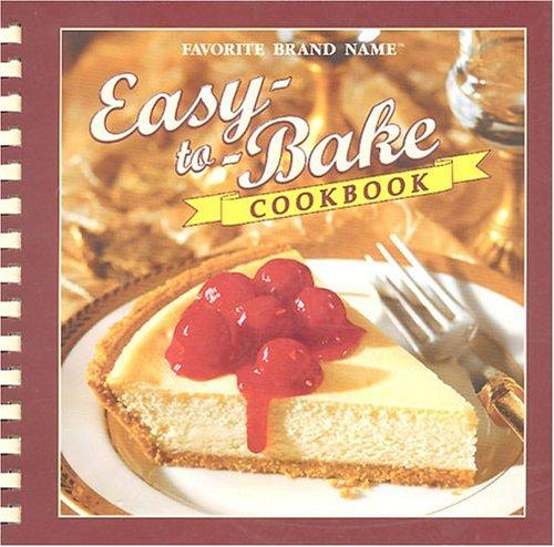 Favorite Brand Name: Easy-to-Bake Cookbook