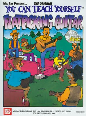 You Can Teach Yourself Flatpicking Guitar