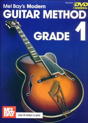 Modern Guitar Method: Grade 1 with Dvd